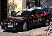 caserma dei carabinieri di Ladispoli