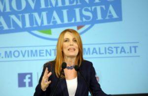 Michela Vittoria Brambilla presidente LEIDAA – Fonte: Lega Italiana Difesa Animali e Ambiente
