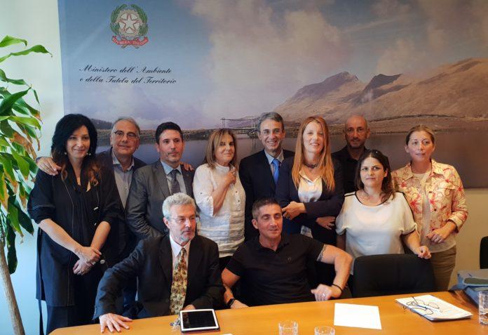L'incontro con il ministro Costa–Fonte: Federazione Italiana Associazioni Diritti Animali e Ambiente
