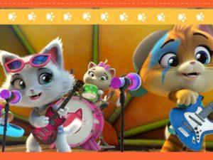 """I """"Buffycats"""" – Fonte: Sito Rainbow"""