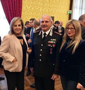Carla Rocchi, e Antonio Ricciardi – Fonte: ENPA