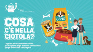 Guida al Petfood – Fonte: UNC