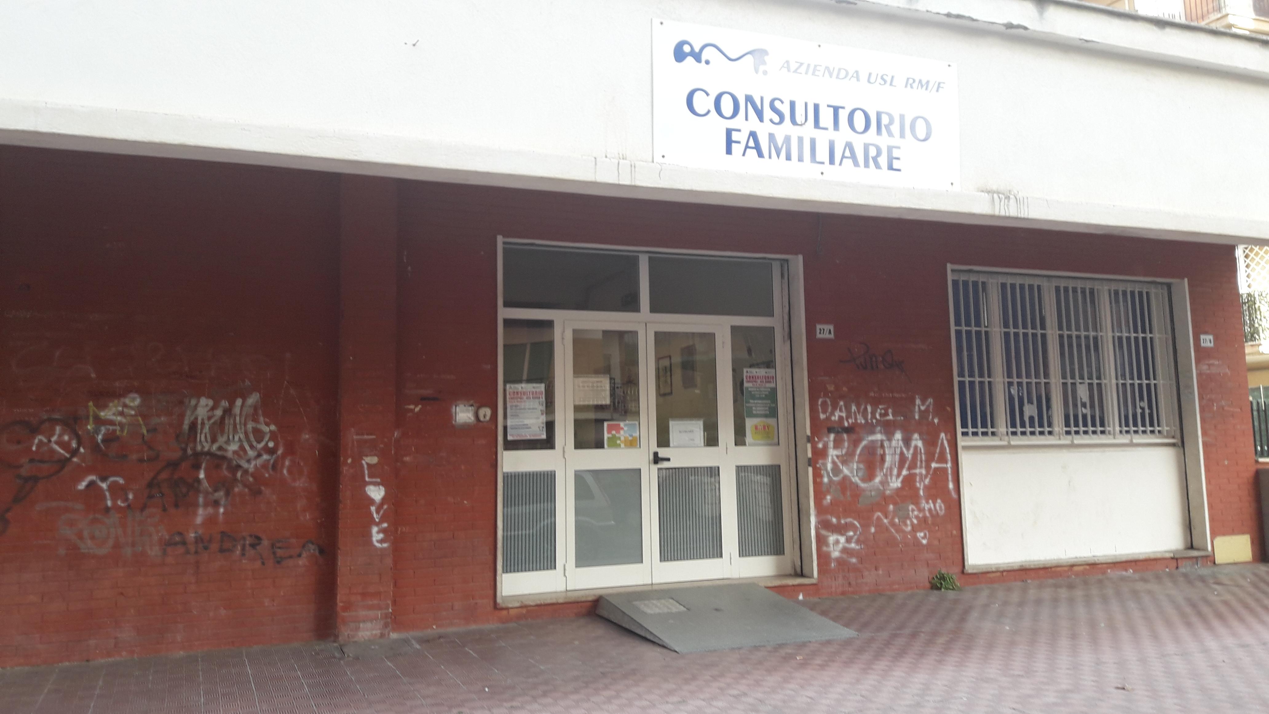 Consultorio familiare di Ladispoli, un bene comune - OrticaWeb