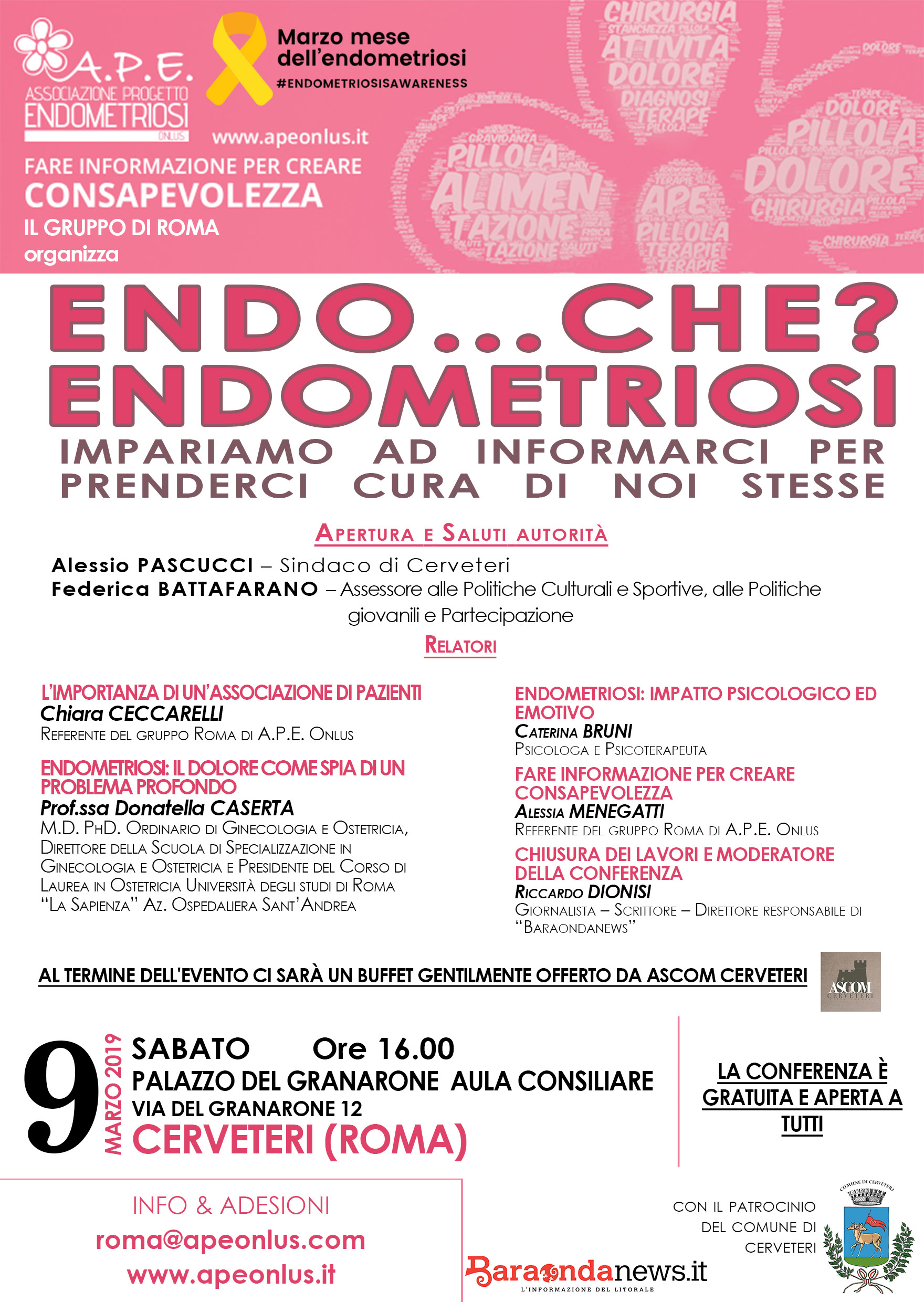 piano di dieta per endometriosi
