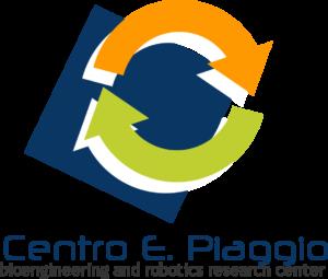 """Logo Centro di Ricerca """"E.Piaggio"""" – Fonte: Università di Pisa"""