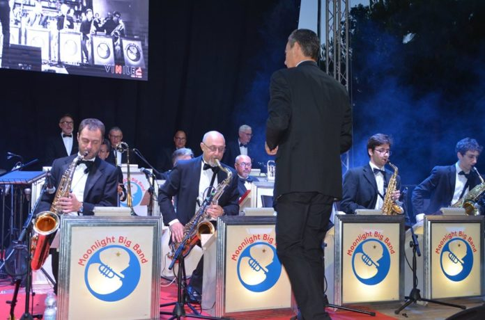 moonlight big band