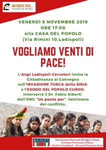 Convegno ANPI/ONG
