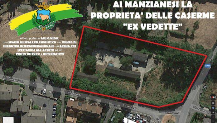 Manziana