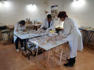 restauro archeologico