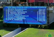Campionati Italiani nuoto salvamento