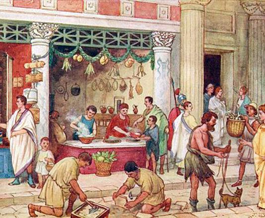 ottobre romane