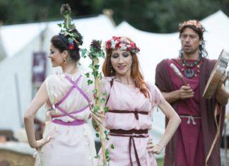 musica e danza etrusca