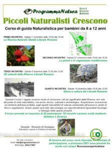 programma natura