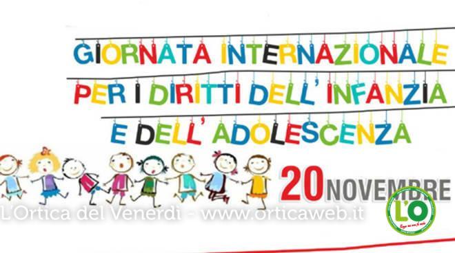 giornatat internazionale diritti dei bambini