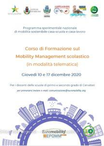 mobility manager scolastici