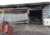 incendio autolavaggio