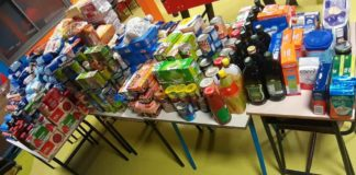 raccolta alimentari