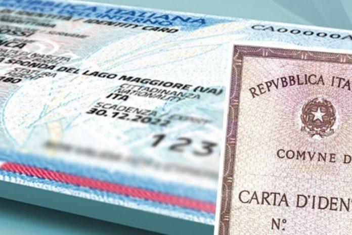 proroga scadenza carta d'identità