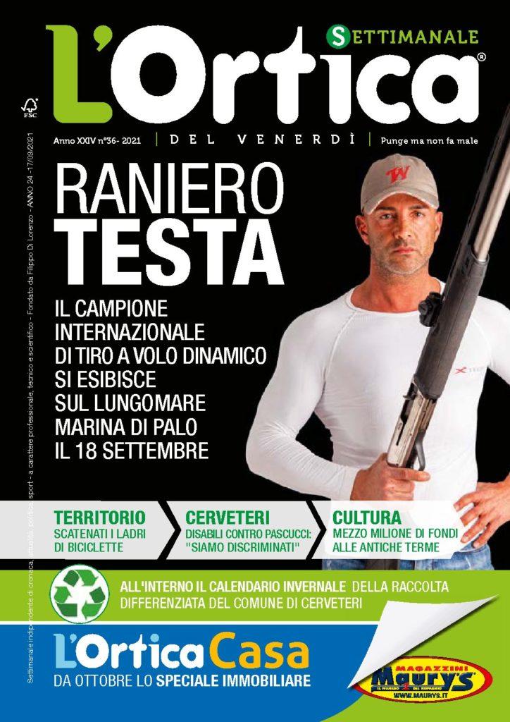 Ortica 36/21 - 17/09/2021